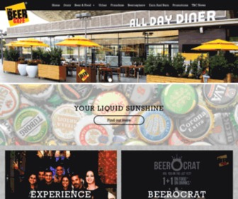 Thebeercafe.com - The Beer Café - India's Largest and Most Awarded Beer Chain