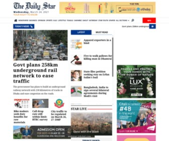 Thedailystar.net - The Daily Star – Leading English Daily among Bangladesh Newspapers