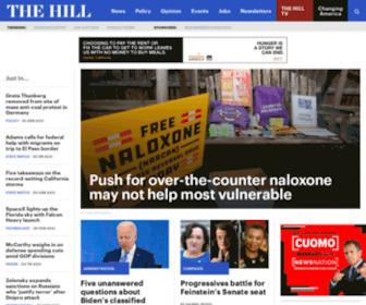 Thehill.com - The Hill - covering Congress, Politics, Political Campaigns and Capitol Hill