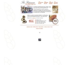 Thepatisserie.co.uk - The Patisserie, Master Bakers in Cobham, Surrey