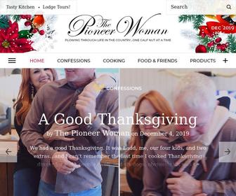 Thepioneerwoman.com - The Pioneer Woman | Plowing through Life in the Country…One Calf Nut at a Time