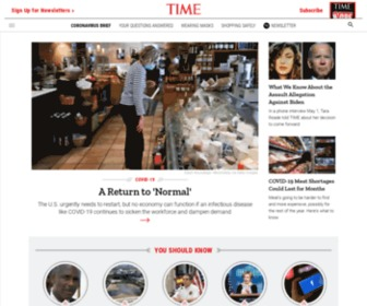 Time.com - TIME | Current & Breaking News | National & World Updates