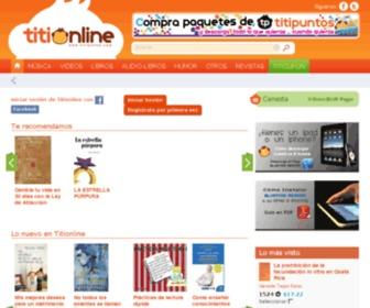 Titionline.com - Titi Online