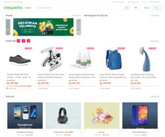 Tokopedia.com - Jual Beli Online Aman dan Nyaman - Tokopedia