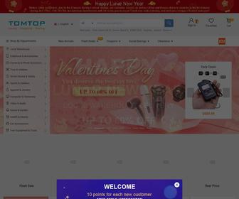 Tomtop.com - Tomtop.com – Loving, Shopping, Sharing