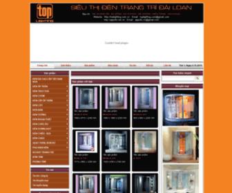 Toplighting.com.vn - *** ĐÈN TRANG TRÍ TOP LIGHTING ***