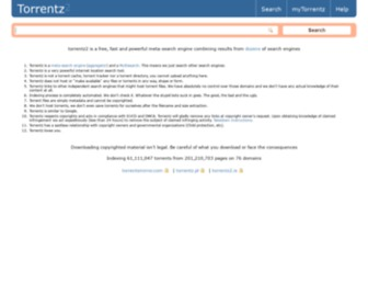 Torrentz.eu - Test Page for the Nginx HTTP Server on EPEL