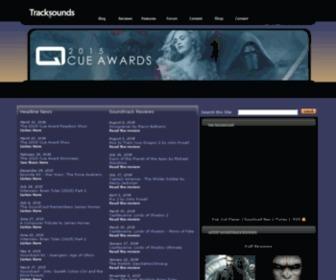 Tracksounds.com - Tracksounds: The Film Music and Soundtrack Experience
