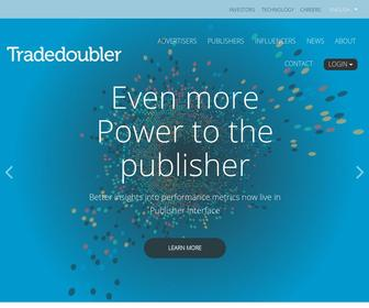 Tradedoubler.com - Connect and grow with Tradedoubler performance marketing
