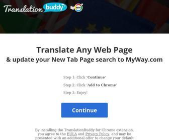 Translationbuddy.com