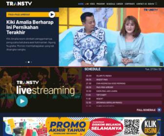 Transtv.co.id - TRANSTV WEBSITE