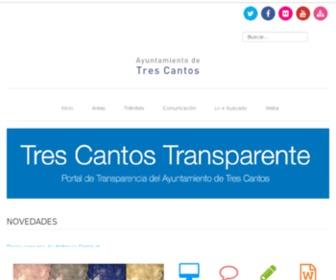 Trescantos.es - Ayuntamiento de Tres Cantos