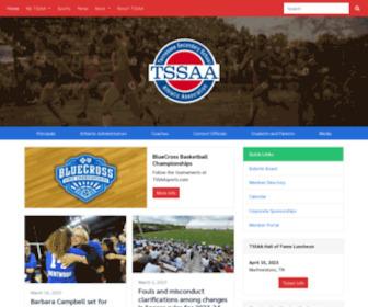 Tssaa.org - TSSAA    Tennessee Secondary School Athletic Association