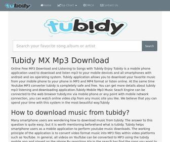 Tubidy Mobile Search Engine Free Music Downloads Mp3 Download Mp3 Mobile Tubidymx Com At Statscrop