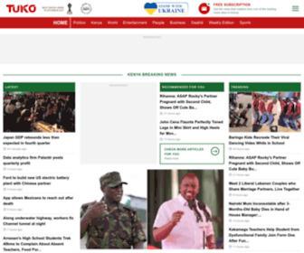 Tuko.co.ke - Kenya News today & Breaking news | Tuko.co.ke 24/7
