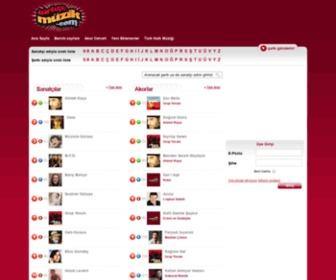 Turkcemuzik.com - Turkcemuzik.com - Türkiye'nin müzik sitesi