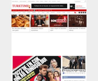 Turktime.com - Turktime - Ulusal Haber Portalı