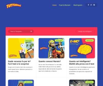 Tuttogratis.it - Tutto Gratis - Giochi, Software, Musica, Foto, Video, Gratis!