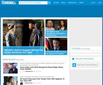 Tv.com - TV.com - Free Full Episodes & Clips, Show Info and TV Listings Guide