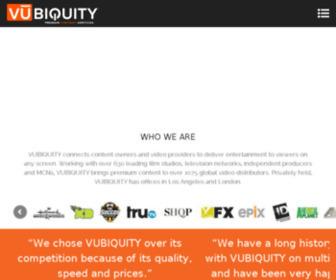 Tvn.com - Vubiquity - Premium Content Services