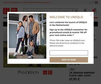 Uniqlo.com - Women's, men's & kids clothing - UNIQLO UK online casual clothes store