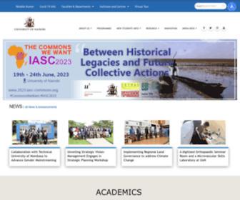 Uonbi.ac.ke - Latest News | UNIVERSITY OF NAIROBI