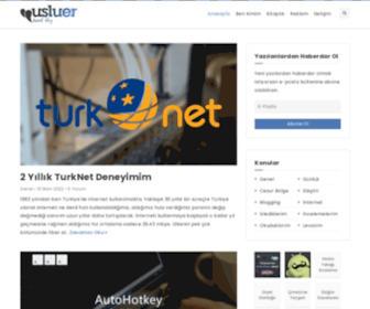 Usluer.net - İsmail Usluer - Kişisel Blog