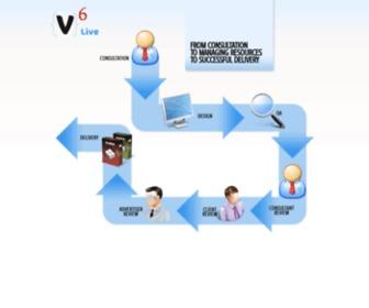 V6live.com - V6 live