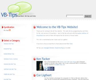 Vb-tips.com - VB-Tips - Home