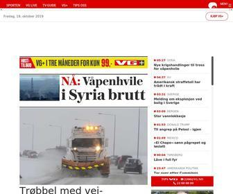 Vg.no - Forsiden - VG