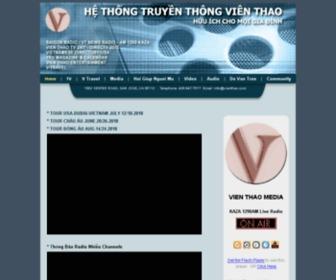 Vienthao.com - HE THONG TRUYEN THONG VIEN THAO - VIEN THAO MEDIA