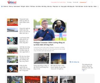 Vietnamnet.vn - Tin tức, Đọc báo Online, Tin tức trong ngày 24h - VietNamNet