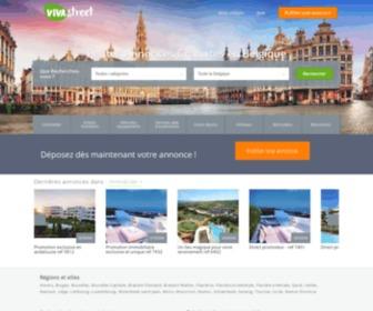 Vivastreet.be - Petites Annonces en Belgique, Immo, Auto, Emploi, Rencontre : Vivastreet