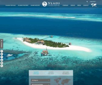 Vladi-private-islands.de - Vladi Private Islands - Private Islands for Sale, Private Islands for Rent