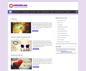 Vnthutinh.com - Những bức thư tình hay nhất