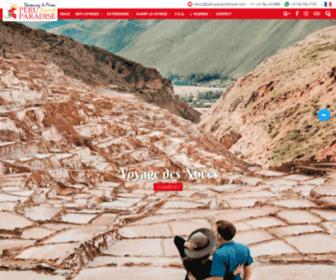 Voyageauperou.info - Voyages au Pérou, Ofree Spécial Petit Budget, CUSCO