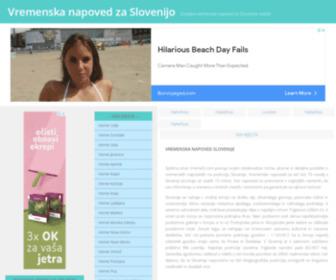 Vremesi.com - Vremenska napoved Slovenija