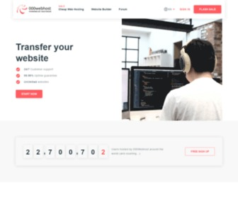 Web44.net - Free Web Hosting - Your Website need to be migrated