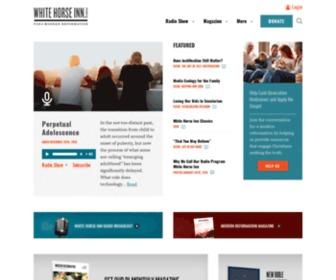 Whitehorseinn.org - White Horse Inn – For a Modern Reformation