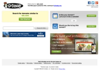 Wic.com - wic.com > Domain