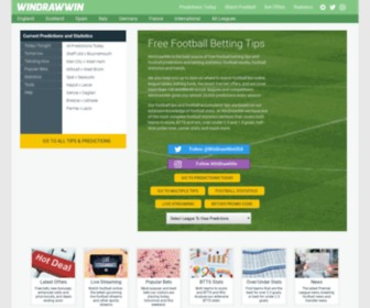 Betting windrawwin soccer sports intake better sound