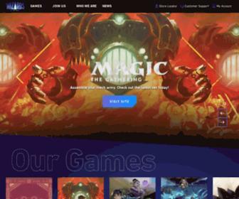 Wizards.com - Home | company.wizards.com
