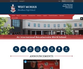 Wmmhs.org - Home - West Morris Mendham High School