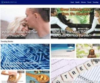 Worldlifestyle.com - WorldLifestyle - Your World. Your Life. Your Inspiration.