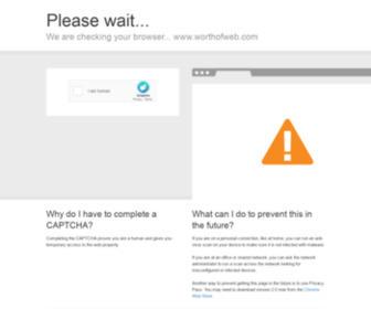 Worthofweb.com - Just a moment...
