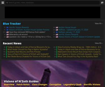 Wowhead.com - World of Warcraft: Battle for Azeroth News