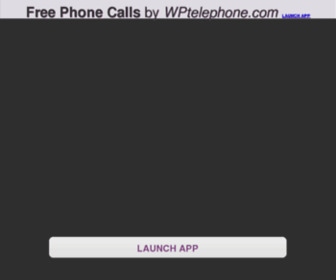 Wptelephone.com - Free Phone calls App
