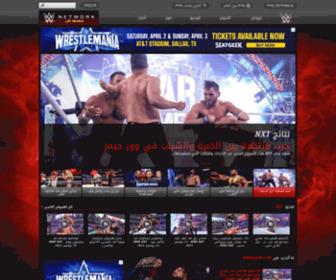 Wwe4u.com - موقع المصارعة الحرة WWE4U - الموقع العربي الأول لأخبار المصارعة الحرة