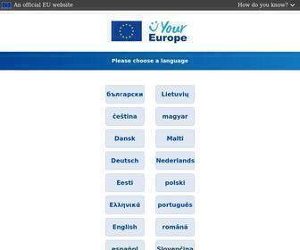 Europa.eu - EUROPA - European Union website, the official EU website