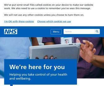 Nhs.uk - NHS Choices - Your health, your choices